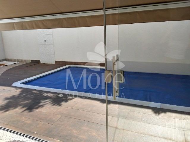 venda de sobrado alto padrão, rico em planejados, sendo 3 suítes, área gourmet e piscina no condomínio portal do lago em sumaré sp - ca00679 - 34047801