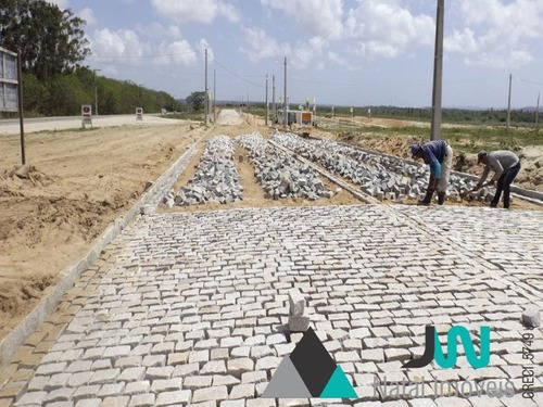 venda de terreno em pajuçara, macaíba, com 200m² no loteamento capela são josé - te00029 - 32945195