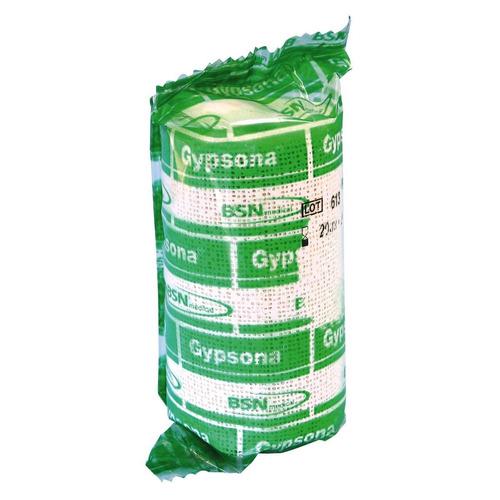 venda de yeso gypsona s 7.5 cm x 2.75 m 12 piezas