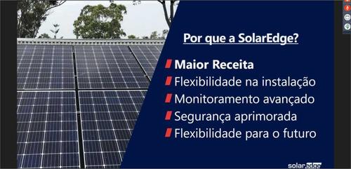 venda e instalação de sistema para energia solar.