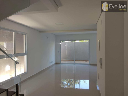 venda e locação - casa de condomínio - residencial botticelli - v744
