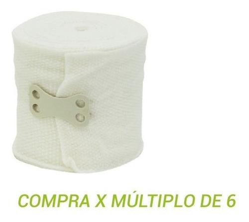 venda elastica 5cm blanca  unisex