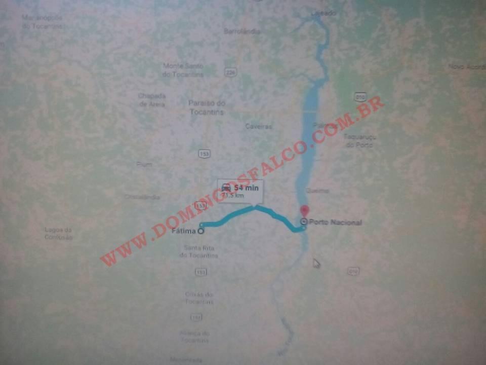 venda - fazenda - porto real - porto nacional - to - d7676