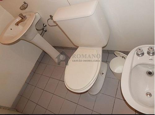 venda flat são paulo moema - rivs 001/17/38v