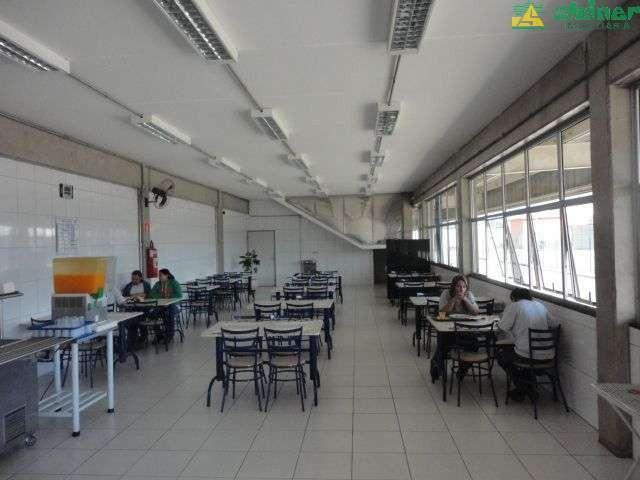 venda galpão acima 1000 m2 parque santo agostinho guarulhos r$ 70.000.000,00 - 24468v