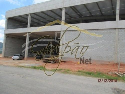 venda galpão araçariguama  brasil - 422v