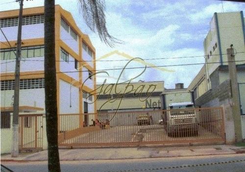 venda galpão barueri  brasil - 039v