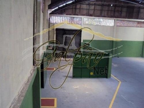 venda galpão barueri  brasil - 041v