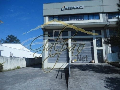 venda galpão barueri  brasil - 2805v