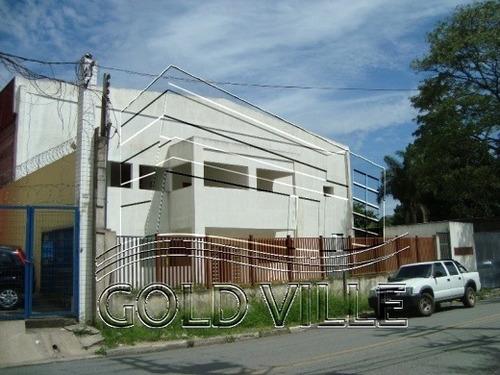 venda galpão barueri  brasil - 3811v