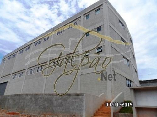 venda galpão barueri  brasil - 651v