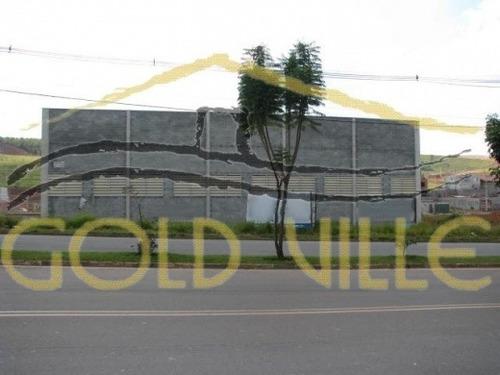 venda galpão cajamar  brasil - 1051v