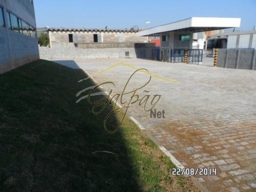 venda galpão carapicuíba  brasil - 2386v