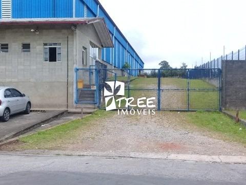 venda - galpão - centro industrial - com a/t 7100 m² e a/c 3842 m² com zoneamento zup i,edificadodentro de condomínio fechado com portaria (apenas 1 portaria), sendo 3.000,00 m² - gl00056 - 32732045