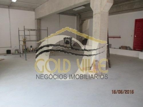 venda galpão cotia  brasil - 1754v