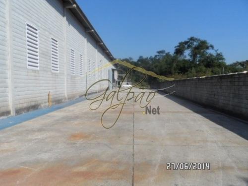 venda galpão cotia  brasil - 2338v