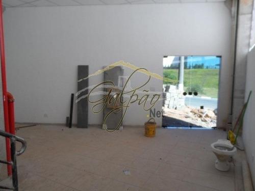 venda galpão cotia  brasil - 2476v