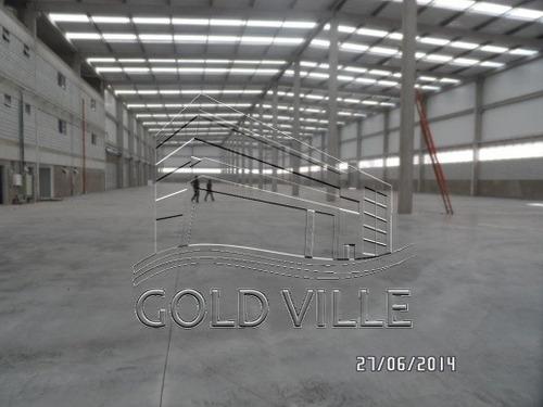 venda galpão cotia  brasil - 560v