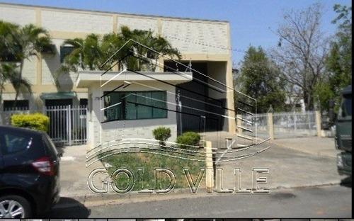 venda galpão indaiatuba  brasil - 4094v
