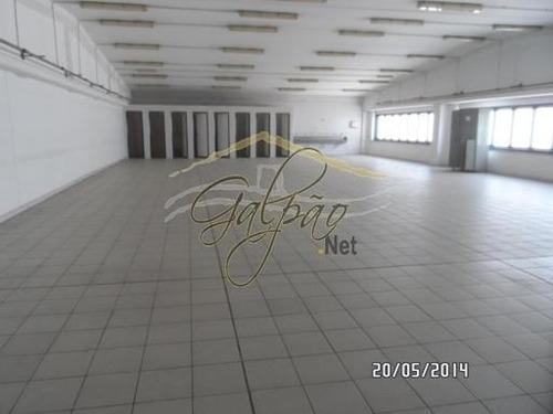 venda galpão jandira  brasil - 2814v