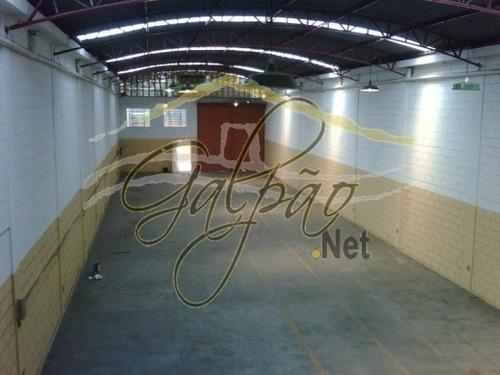 venda galpão osasco  brasil - 163v