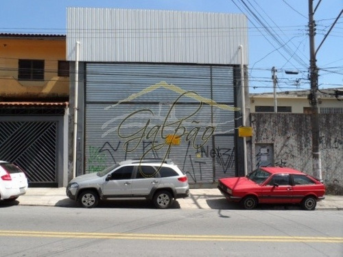 venda galpão osasco  brasil - 2329v