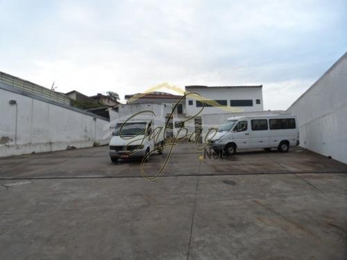 venda galpão osasco  brasil - 2411v