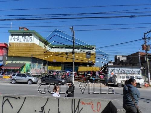 venda galpão osasco  brasil - 3129v