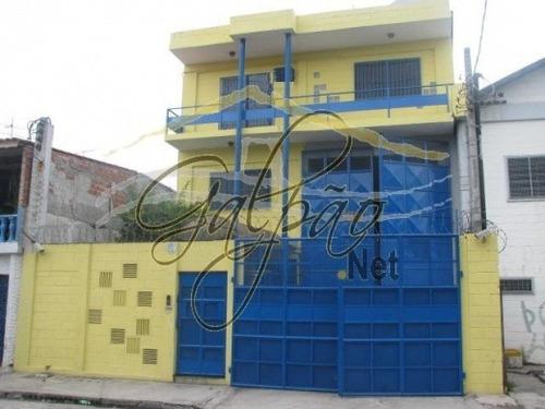 venda galpão osasco  brasil - 544v