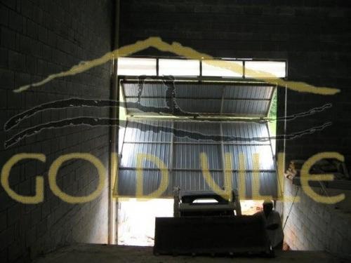 venda galpão santana de parnaíba  brasil - 1112v