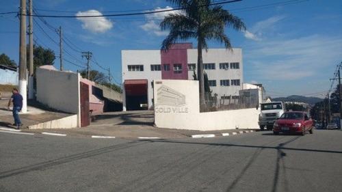 venda galpão santana de parnaíba  brasil - 3192v