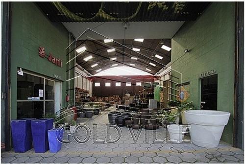 venda galpão são paulo  brasil - 3456v