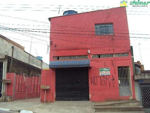 venda imóveis para renda - residencial e comercial cidade soberana guarulhos r$ 375.000,00