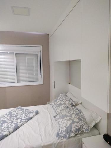 venda metro barra funda - apto. novo 2 dormitórios, suite, 1 vaga - completíssimo com ar condicionado, prédio novo lazer completo. - ap0561