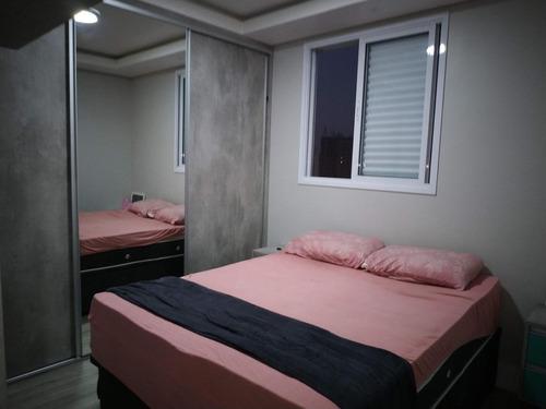 venda metro barra funda - apto. novo andar alto todo reformado 2 dormitórios, completo em armários, 1 vaga - prédio novo, lazer completo! - ap0574