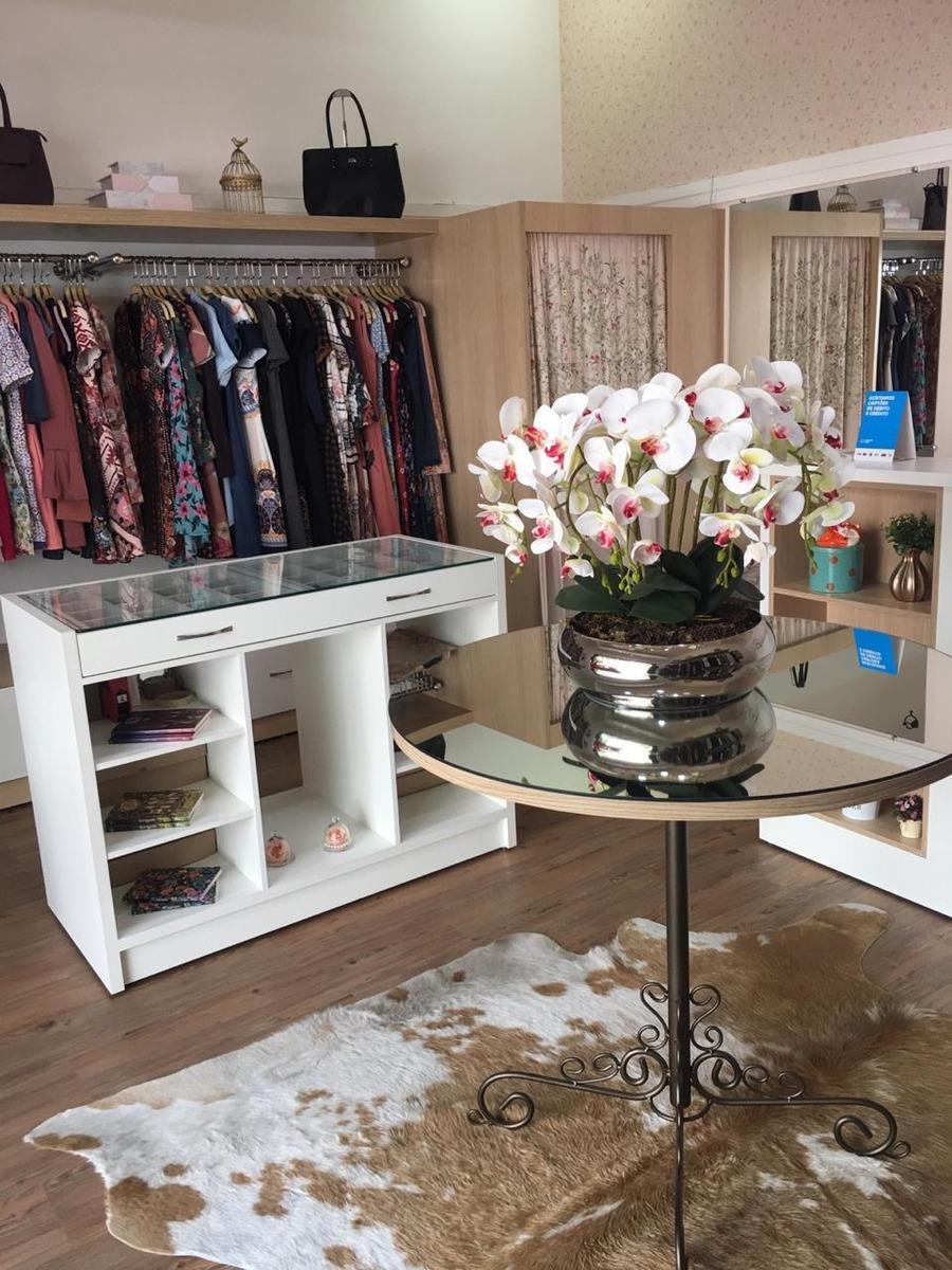 venda moveis loja e estoque roupas marca antix