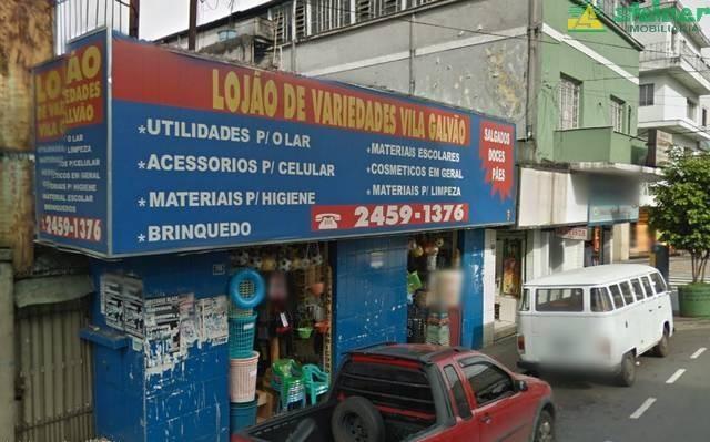 venda prédio acima de 1.000 m2 vila galvão guarulhos r$ 14.000.000,00