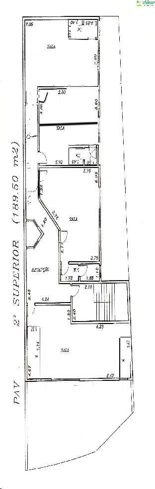 venda prédio até 1.000 m2 centro guarulhos r$ 2.500.000,00