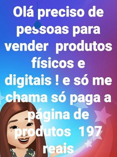 venda produtos físicos e digitais