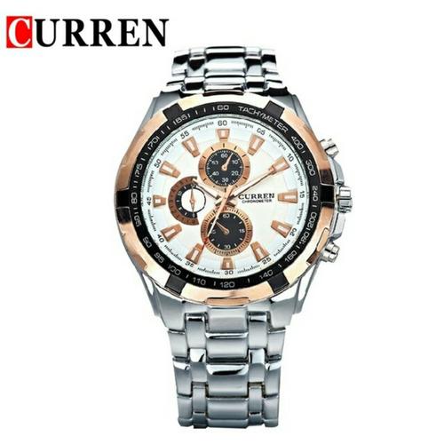 venda quente curren homens relógios top marca de luxo milita