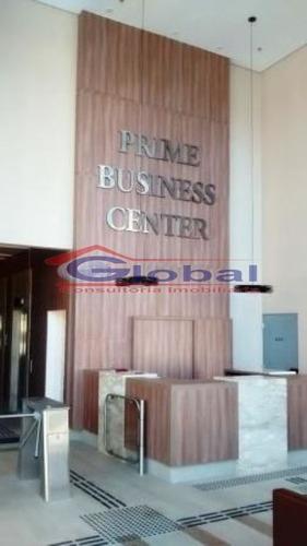 venda sala comercial em são bernardo do campo - gl37427
