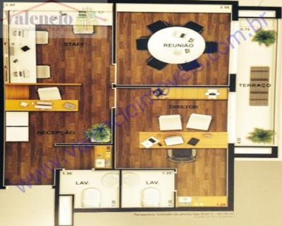 venda - sala comercial - vila frezzarin - americana - sp - 8086mmj