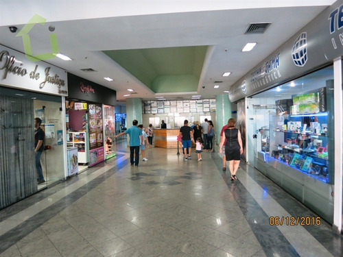 venda - salas interligadas no edifício plaza nova iguaçu-rj