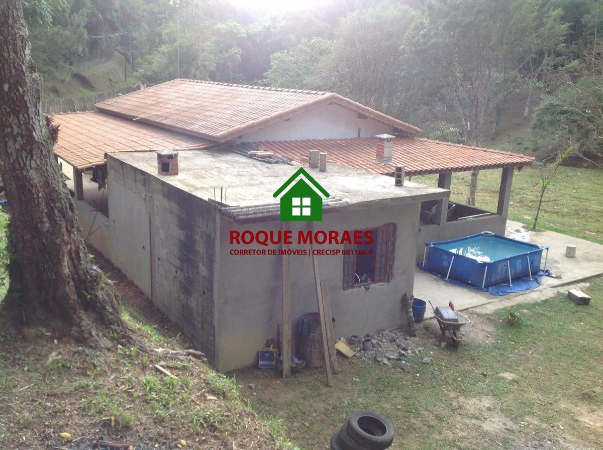 venda sítio em juquitiba com lagos e cachoeiras. ref: 0002