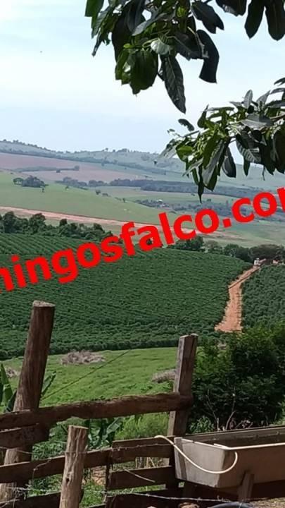 venda - sítio - zona rural - areado - mg - d0210