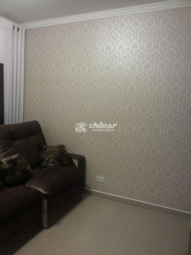 venda sobrado 2 dormitórios gopouva guarulhos r$ 400.000,00 - 33449v