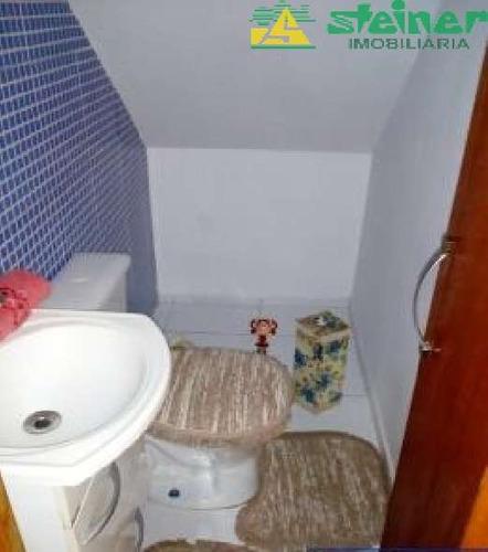 venda sobrado 2 dormitórios jardim bom clima guarulhos r$ 430.000,00