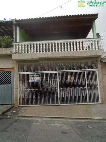 venda sobrado 3 dormitórios cocaia guarulhos r$ 590.000,00