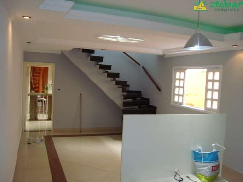 venda sobrado 3 dormitórios gopouva guarulhos r$ 700.000,00