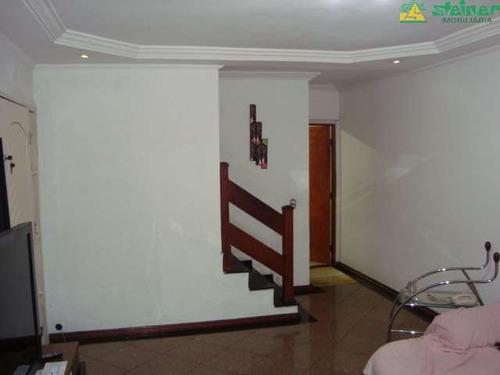 venda sobrado 3 dormitórios jardim bom clima guarulhos r$ 600.000,00